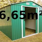 Gartenhaus aus Metall: Empfehlungen und Preisvergleich