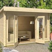 Gartenhaus Dorset 34