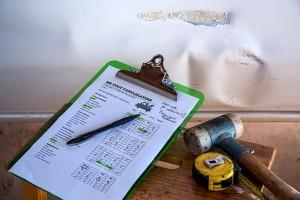 Gartenhaus Checkliste