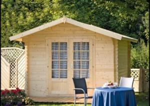 Gartenhaus Holz