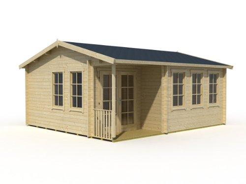 Gartenhaus aus Holz schon ab 749,99 Euro